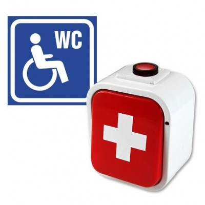 SP w toaletach dla niepełnosprawnych