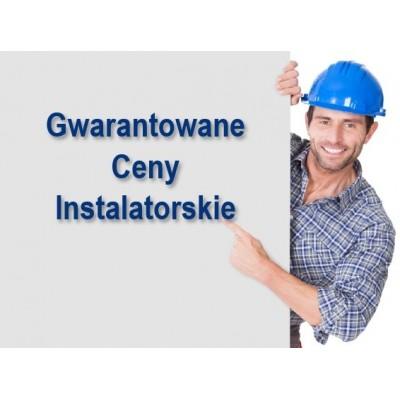 Gwarantowane Ceny Instalatorskie